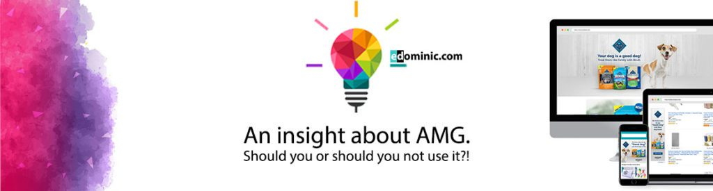 Image of An insight into what is AMG (Amazon Marketing Group) and if you should include it in your Marketing Plans - edominic