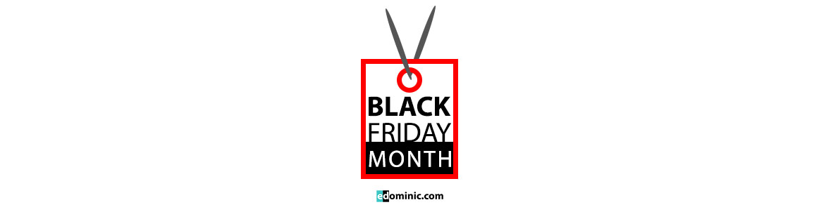 Image of Black Friday Month is here, but it's not necessarily a good thing - edominic