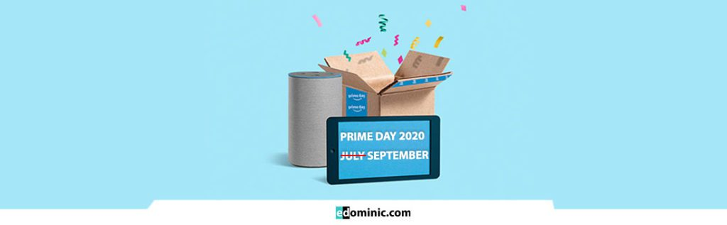 Image of Amazon Prime Day 2020 won't take place in July this year - edominic